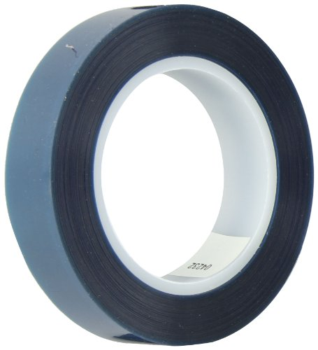 "Maxi Flash Break Silicone Film Electrical Tape, 6.5 Mil Thick, 36 Yds Length, 1"" Width, Blue"