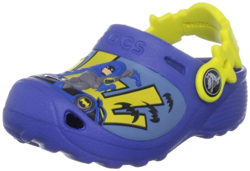 Crocs Caped Crusader Clog (Toddler/Little Kid) from crocs