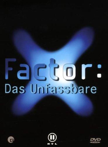 x factor das unfassbare dvd