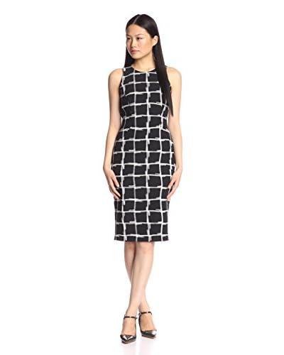 Single Women's Midi Sheath Dress