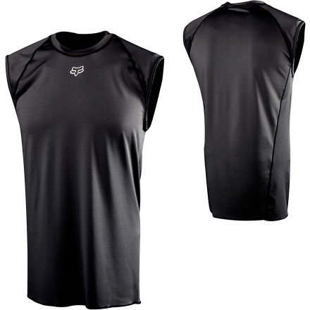 Buy Low Price Fox Racing First Layer Sleeveless Jersey (B004BSKH5A)
