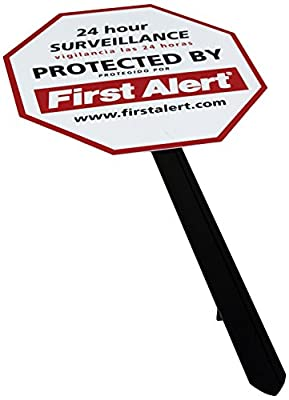 First Alert YS-1 Security Yard Sign