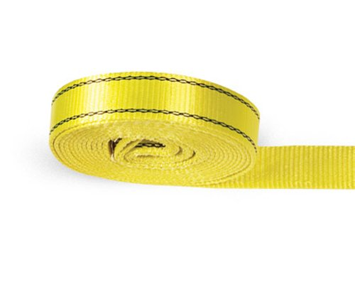 "ProGrip 151530 30' x 2"" Polyester Flat Webbing Recovery Strap with Loops at Sears.com"