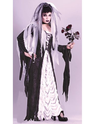 Bride Of Darkness Gothic Zombie Bride Halloween