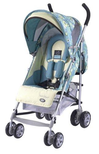 Zooper Twist Smart Stroller, Summer Day front-891329