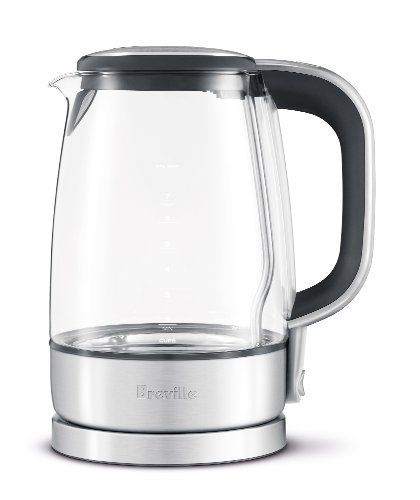 Breville Usa Bke595Xl The Crystal Clear Electric Kettle, Garden, Lawn, Maintenance