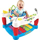 Cool Fisher-Price Step N Play Piano with accompanying ChildSAFE Door Stops