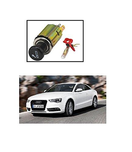 YourBuy Car 12V 10A Car Cigarette Lighter 1pcs for Audi A-V