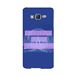 Skintice Designer Back Cover with direct 3D sublimation printing for Samsung Galaxy J7