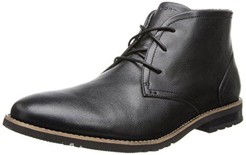 Men's Rockport 'Ledge Hill 2' Chukka Boot Black 10.5 M