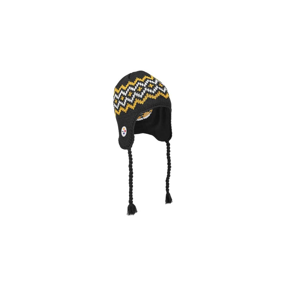 Reebok Pittsburgh Steelers Fashion Knit Hat One Size Fits All