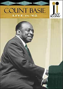 Jazz Icons: Count Basie Live in '62