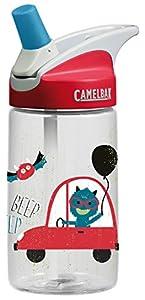 CamelBak Kids Eddy Water Bottle, 0.4 L, Rad Monsters