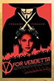 Natalie Portman is Evey V For Vendetta Movie 61x91.5cm Poster
