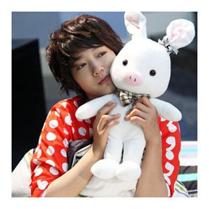 Korea Drama You're Beautiful PIG Rabbit Doll 55cm/21.65inch (DOLL85)