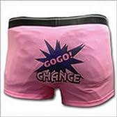 ジャグラー GOGO ボクサーパンツ(ピンク)