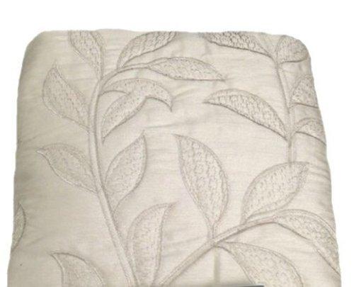 Martha Stewart Petal Drift One Euro Pillow Sham In Caramel