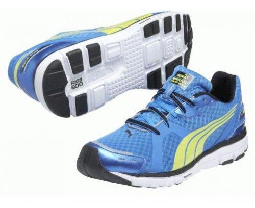 585846e72f0 PUMA Faas 600 Men s Running Shoe Blue Black US9 5 - Jimmiownoaoaza