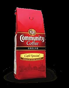 Community Coffee Cafe Special Medium-Dark Roast 12 Oz. Size