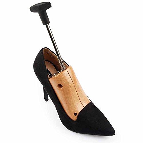 "Footfitter Premium 3""- 6"" High Heel Shoe Stretcher (Women's Large (8 - 10.5))"