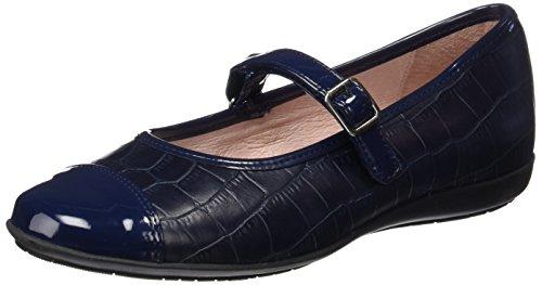 Garvalín Bambina 161605 Ballerine con cinturino Blu Size: 30