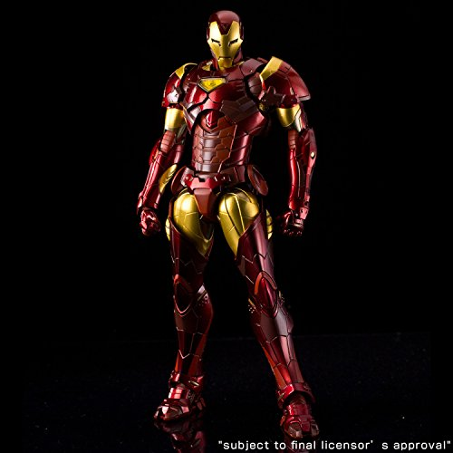 RE EDIT IRON MAN  02 Extremis Armor 千値練 05月予約