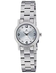 Daniel Klein Analog Silver Dial Women's Watch - DK10416-7