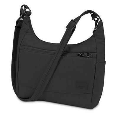 citysafeTM CS100 Reisehandtasche mit Anti-Diebstahl-Details in verschiedenen Farben