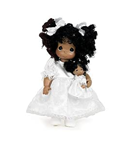 "Precious Moments 12"" Collector Doll Just Like Me Latin"