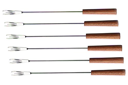 Boska Holland Taste Collection 6 Piece Fondue Forks Set