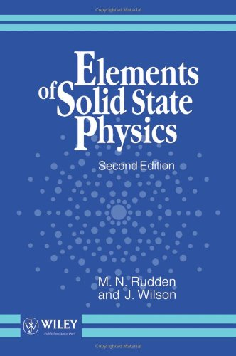 Elements Of Solid State Physics, 2E
