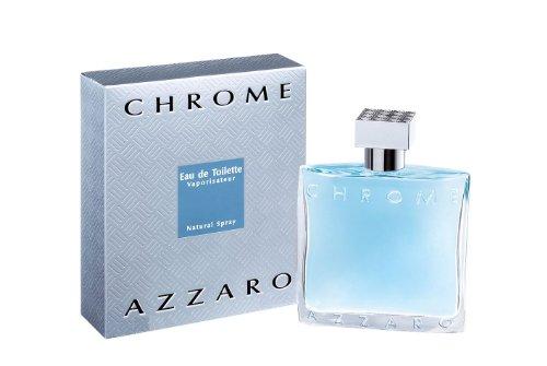 Profumo Uomo CHROME di Azzaro 200ml Eau de Toilette