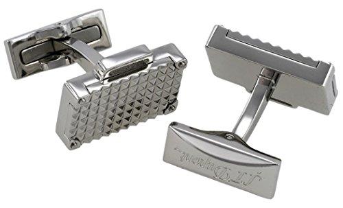 st-dupont-mens-cufflinks-platinium-005761-new-msrp350