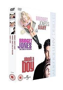 Bridget Jones's Diary/Bridget Jones Edge Of Reason/About A Boy - Renee Zellweger, Hugh Grant DVD