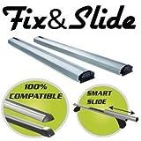 Fix and Slide. Rail