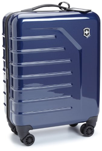Victorinox Luggage Spectra Global Carry-On Luggage, Blue, 21.7 special offers