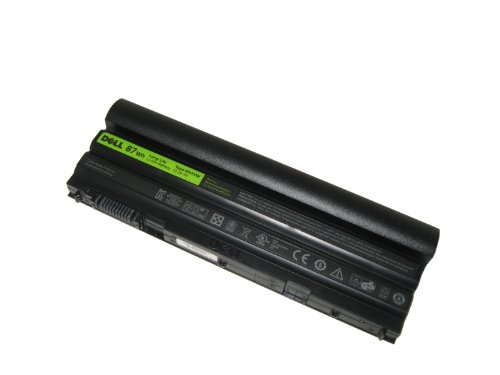 9 Cubicle Dell Latitude E5420,5520,6420,6520 Laptop Battery / Type: NHXVW (11.1V 87Wh)