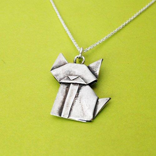 origami-cat-pendant-in-999-fine-silver-mini-size
