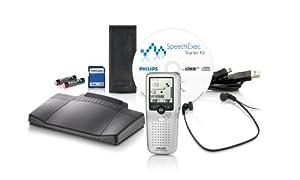 Philips 9397 Digital Dictation Starter Kit (LFH9397/00B)