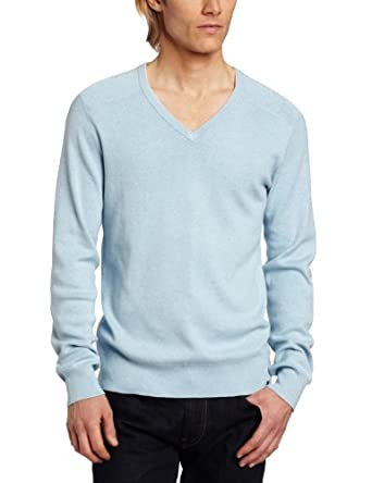 (降价)Calvin Klein Men's Transitional Cotton Modal 凯文克莱男针织衫多色$23.09