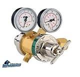 Smith Equipment 2 Stage Oxygen Regulator 35-125-540