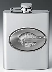 Georgia Bulldogs 8 oz Stainless Steel Flask - NCAA College Athletics