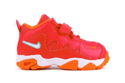 Nike Turf Raider (TD) Toddler Basketball Shoes 599815 600, 8