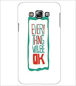PrintDhaba Quote D-4241 Back Case Cover for SAMSUNG GALAXY A8 (Multi-Coloured)