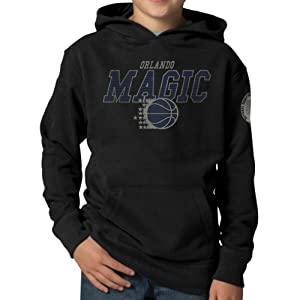 NBA Orlando Magic Playball Hoodie Jacket, Jet Black by