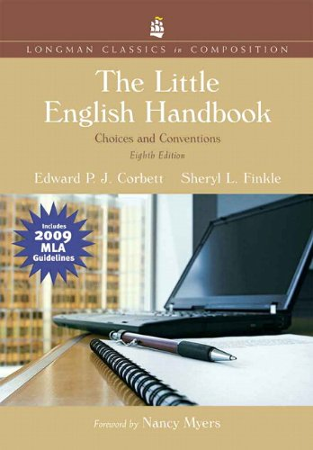 The Little English Handbook: Choices and Conventions,...