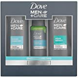 Dove Men + Care Essential Care Trio Gift Pack