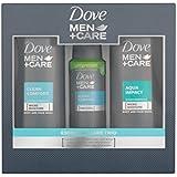 Dove Men +Care Essential Care Trio Gift Pack