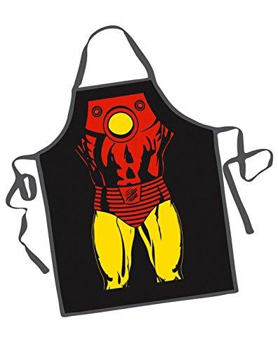 Unisex-Adulti - Official - Iron Man - Grembiule