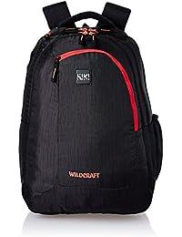 Wildcraft Polyester 49 Ltrs Black School Backpack (Wiki 9 Hue 9)